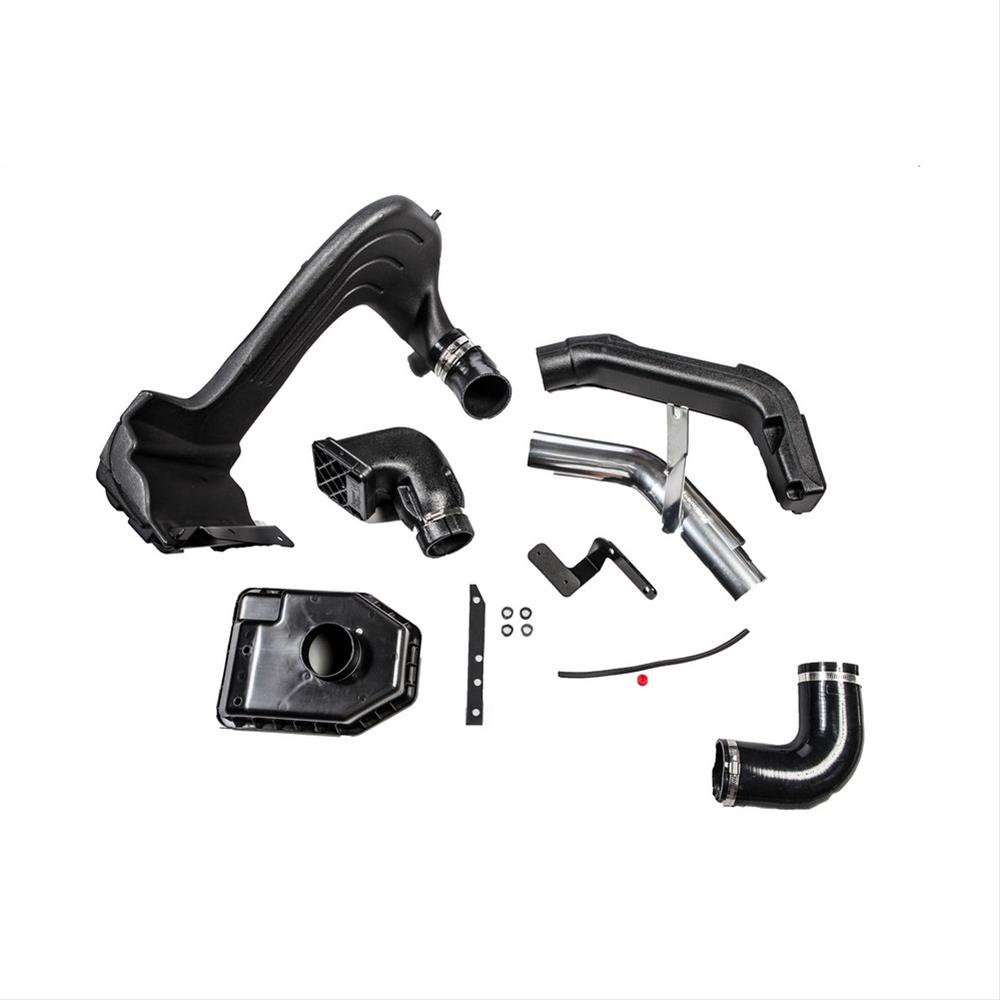 Rugged Ridge XHD High Mount Snorkel Kit 12-up Wrangler