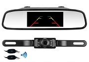 Back-Up Sensors and Dash Cameras