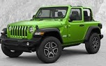 18-up Jeep Wrangler JL Parts
