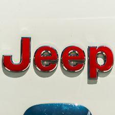 Jeep Grand Cherokee Exterior Components, Jeep Grand Cherokee