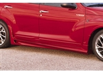 Side Skirts and Splitters