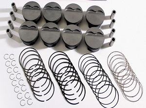 Piston and Ring Kits