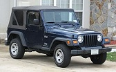 96-06 Jeep Wrangler TJ Parts