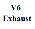 V6 Exhaust Systems