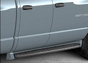 Running Boards and Side Skirts